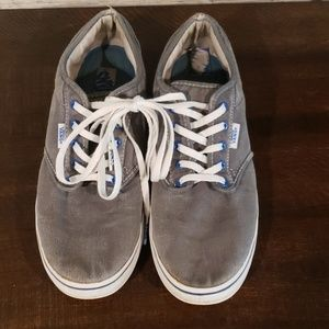 Vana Canvas Shoes size womens 9 Gray